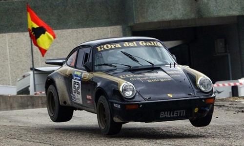 Bel podio al Rallylegend e 4 su 4 al traguardo
