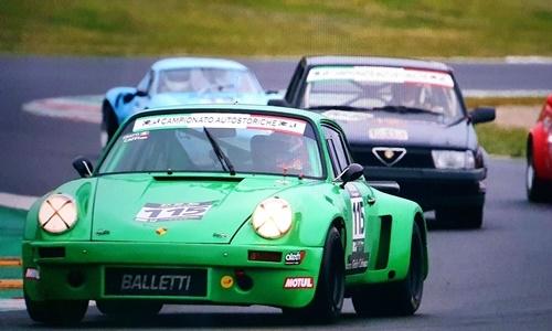 Balletti Motorsport riparte dalla velocità